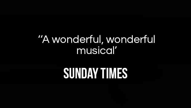 A wonderful, wonderful musical.' - The quote from the Sunday Times about the Lion King in London at the Lyceum Theatre